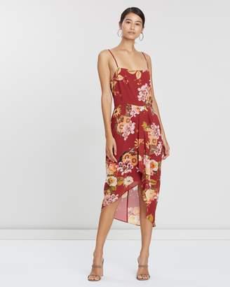 Cooper St Duchess Drape Dress