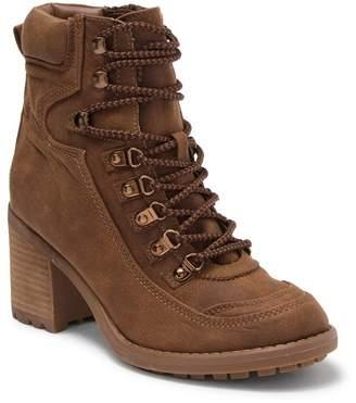 Carlos by Carlos Santana Ardent Block Heel Combat Boot