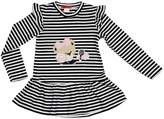 Funkyberry Striped Teddy Dress