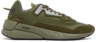 Diesel Green S-Serendipity Sneakers