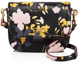 Salvatore Ferragamo Greta Flowers Shoulder Bag