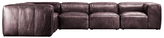 Wooster Extra Deep Right-Arm Chaise Sectional (6 PC)