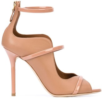 Malone Souliers Cut-Out Strap Sandals