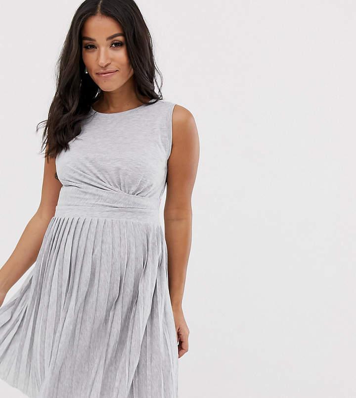 a00579ff9606c Pleated Maternity Dress - ShopStyle UK
