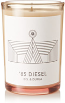D.S. & Durga '85 Diesel Scented Candle, 200g - one size
