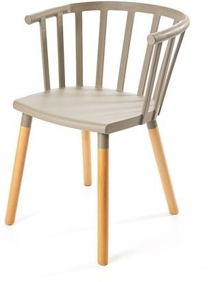 Kvell Kaptain Chair - Natural