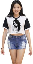 Me Women's Aaliyah Crop T-shirt