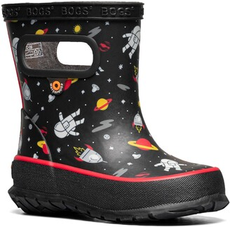 Bogs Skipper Space Man Waterproof Rain Boot