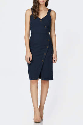 Adelyn Rae Presley Wrap Dress