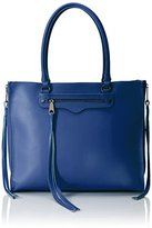 Rebecca Minkoff Side Zip Regan Tote Shoulder Bag