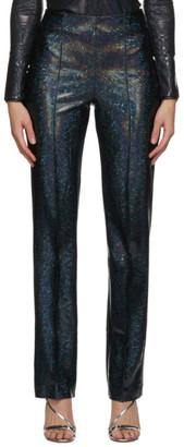 Saks Potts Black Shimmer Lissi Trousers