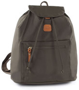 Bric's Olive X-Bag Backpack
