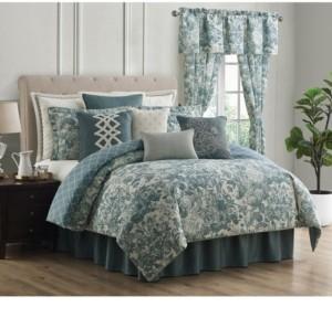 Rose Tree Clarissa 4 Piece Comforter Set, Queen Bedding