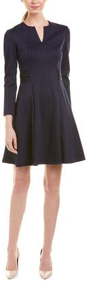 Wyky A-Line Dress