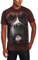The Mountain Men's Boxer Face Shirt