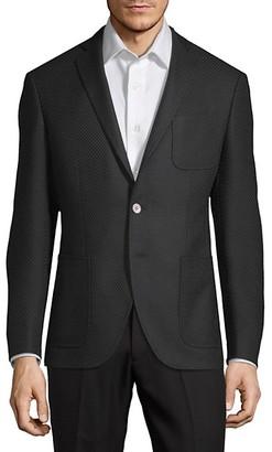 HUGO BOSS Raye5 Notch Lapel Jacket