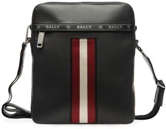 Bally High Point Holm Leather Crossbody Bag