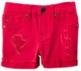 Vigoss Toddler Girls) Distressed Shorts