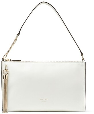 Jimmy Choo Mini Leather Callie Hobo Bag