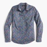 J.Crew Perfect shirt Liberty® Catesby floral