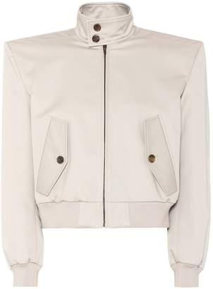 Balenciaga Boxy Harrington cotton jacket