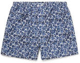 Zimmerli Printed Cotton Boxer Shorts