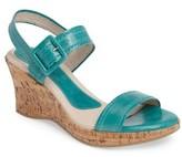 David Tate Women's Newport Wedge Sandal
