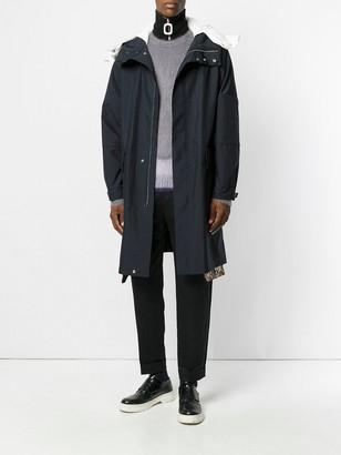 Oamc Single Breasted Coat
