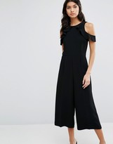 Whistles Mia Frill Jumpsuit