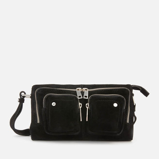 Nunoo Women's Stine New Suede Bag - Black