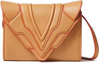 Elena Ghisellini Felix Sensua Textured-leather Shoulder Bag