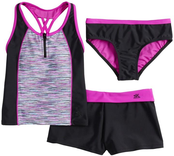 106dc539cf ZeroXposur Girls' Swimwear - ShopStyle