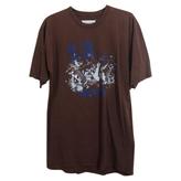 Maison Margiela Brown Cotton T-shirt