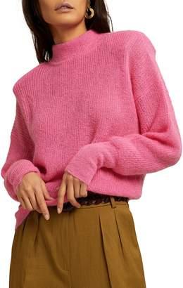 LES COYOTES DE PARIS Lee Mockneck Sweater