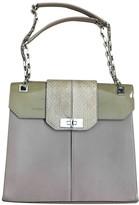 Cartier Grey Leather Handbags
