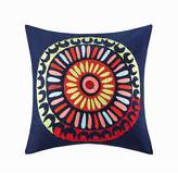 "Josie Hollywood Boho Square Pillow, 20"" x 20"""
