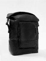 Calvin Klein Tech Nylon Roll Top Backpack