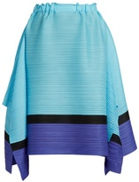 PLEATS PLEASE ISSEY MIYAKE Spinning Bounce pleated midi skirt