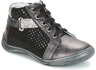 GBB RICHARDINE girls's Mid Boots in Grey