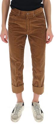 Marc Jacobs High Waist Straight Leg Pants