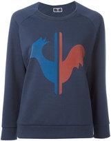 Rossignol W Ludivine sweatshirt - women - Cotton/Polyester - 36