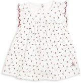 Petit Bateau Baby's Floral Printed Dress