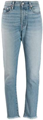 Polo Ralph Lauren high-waisted skinny jeans