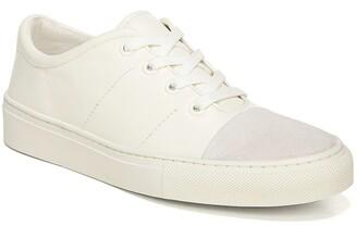 Via Spiga Sybil Cap Toe Low Top Sneaker