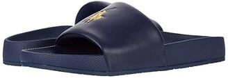 Polo Ralph Lauren Cayson (Black/Red) Men's Shoes