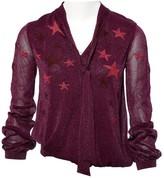 Roberto Cavalli Purple Knitwear for Women