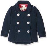 Hatley Girl's Brushed Fleece Pea Coat