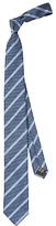 Hugo Boss Hugo By Hugo Boss Micro Jacquard Stripe Silk Tie