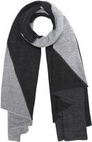 Donni Charm Tri Color Sweatshirt Scarf