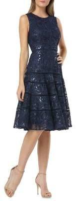 57f05c9c271 Carmen Marc Valvo Red Dresses - ShopStyle